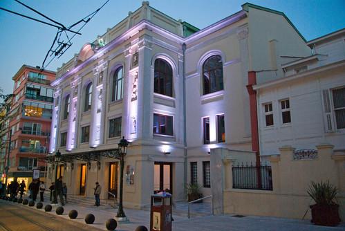 Sureyya opera house, Kadikoy Istanbul, pentax k10d