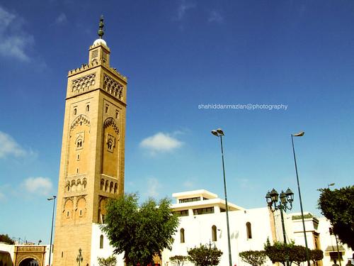 Hubous Mosque, Casblanca