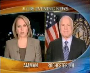 CBS Couric McCain