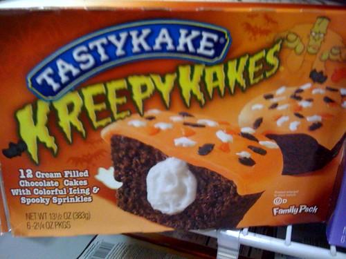 Kreepy Kakes