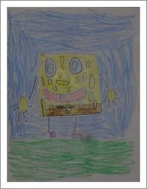 brian's spongebob