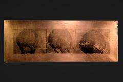 DarinMWhite HealingCadenInThree 16Wx6H Print on Copper