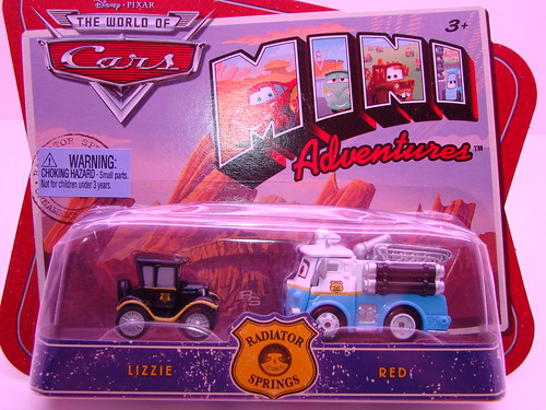 Mini Adventures set