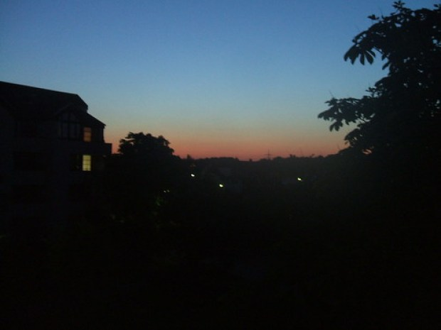 10:30pm Sunset