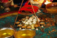 Vajrayogini Empowerment Torma, (Ritual Offerin...