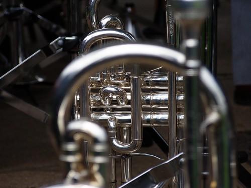 Tiverton Brass Band - Trumpets