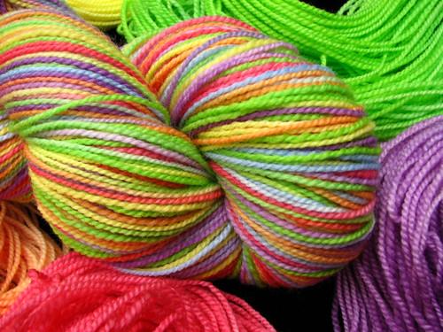 Rainbow - Tiger Twist