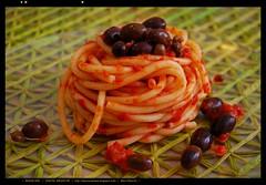 La ricetta della pasta: Bucatini alla puttanesca by max - iogenovese