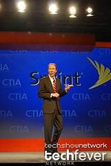 Dan Hesse, President & CEO Sprint Nextel C...