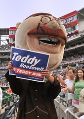 Are the Washington Nationals suffering from the curse of Teddy Roosevelt?