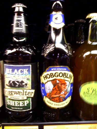 Hobgoblin beer
