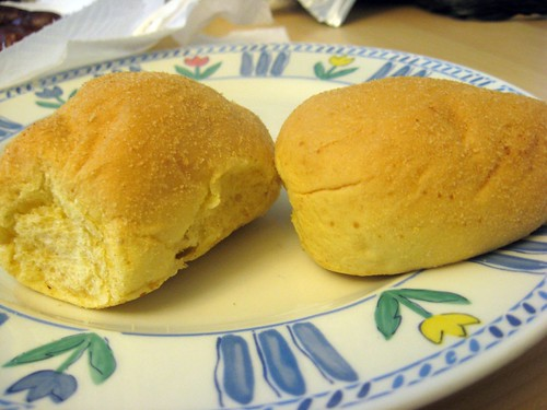 Two Pandesal