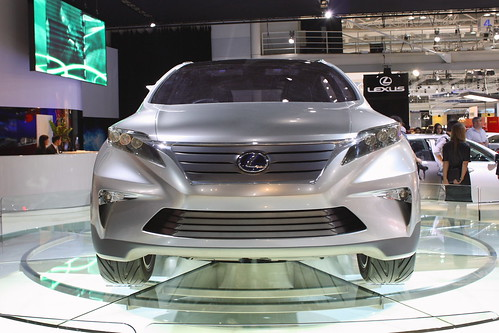 ILexus Concept Car