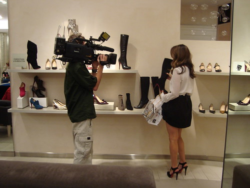 Jamie Lynn Sigler at Saks