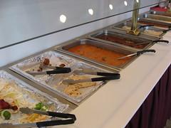 Kurry Kabab Buffet Serving Line