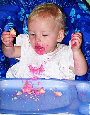 Smashed Cupcake
