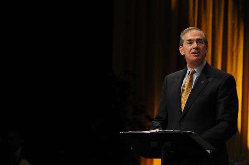 Gary Forsee, UM System President