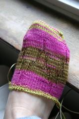 Ty-Dy sock