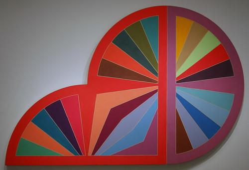 Darajherd III - Frank Stella