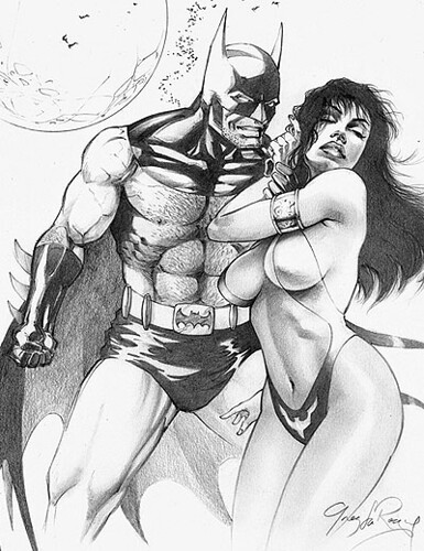 Un dia que Robin se enfermó y Batman no podia con el queso