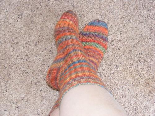 trekking socks