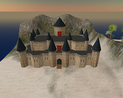 Castle ready for a makeover!