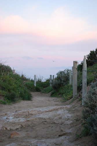 Footpath @ Sunset