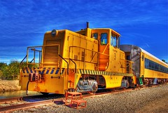 Historic Train, Yuma