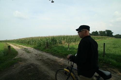 Me on the Deldeneresch