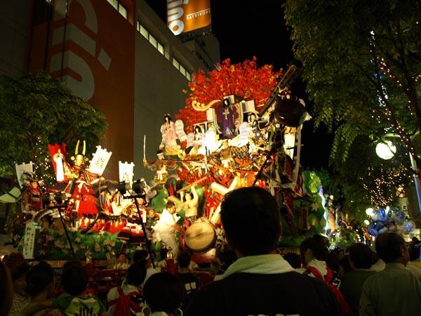 2008_八戸三社大祭の様子