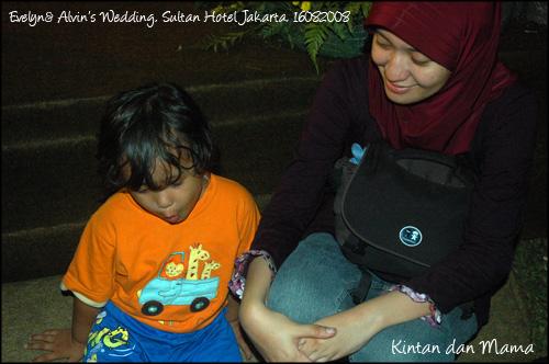 Kintan & Mama_