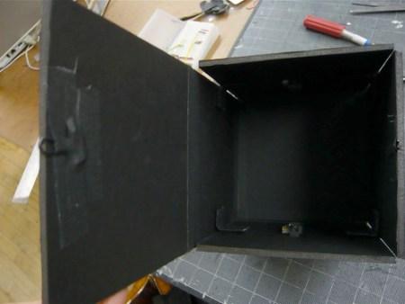 The black box: interior