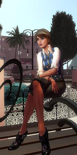 DCNY Girl Contest 03 - Aloma Sands