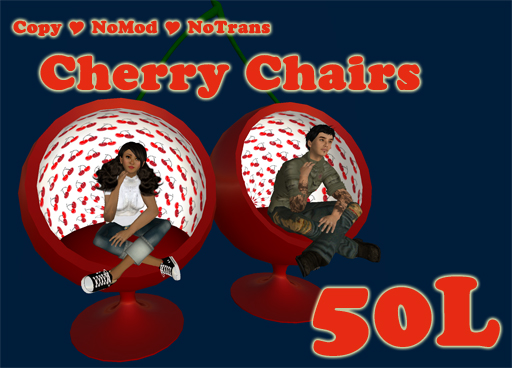 cherry chairs