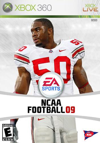 NCAA 09 Cover