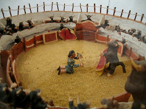 Bullfighting - By-Your-
