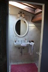 En Suite Bathroom at Fattoria Settemerli