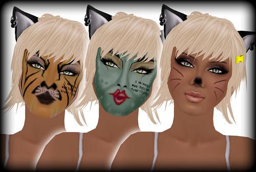 Halloween Skins