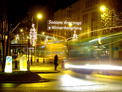 Seasons Greetings Wolverhampton