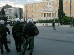 39 Demonstration in Athens