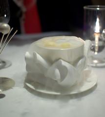 Strawberry Ice Cream in White Chocolate