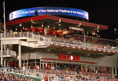 The Red Porch at Nationals Park