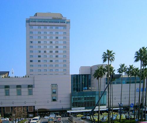 Hotel Clement en Tokúshima.