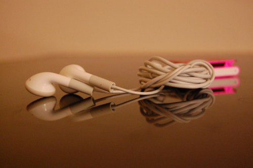 what goes in to your ears reaches your mind