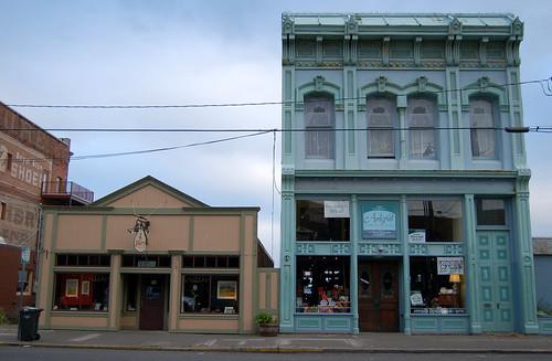 Port Townsend, Olympic Peninsula