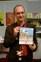 Thierry Groensteen di Laurent Melikian - click