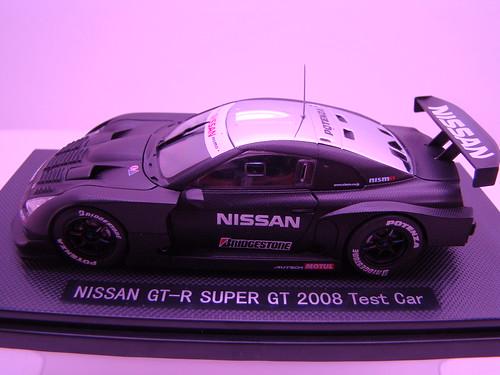 Nissan Skyline R35 GT-R Test Car