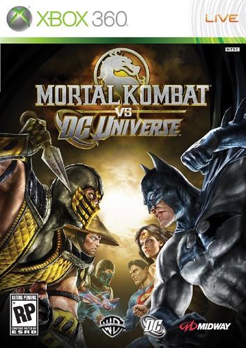 mortal kombat vs dc universo -portada- por ti.