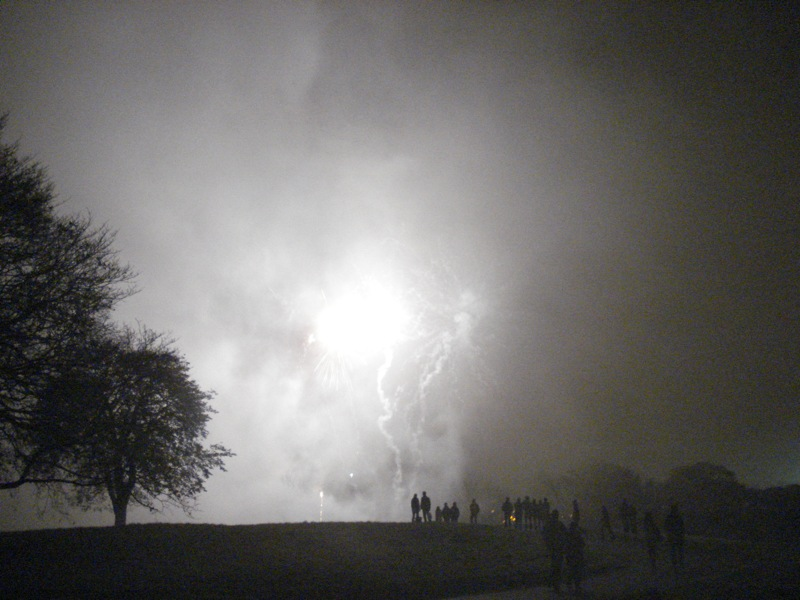 Guy Fawkes Night Edinburgh