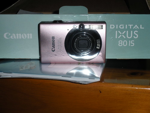 Canon Ixus 80IS